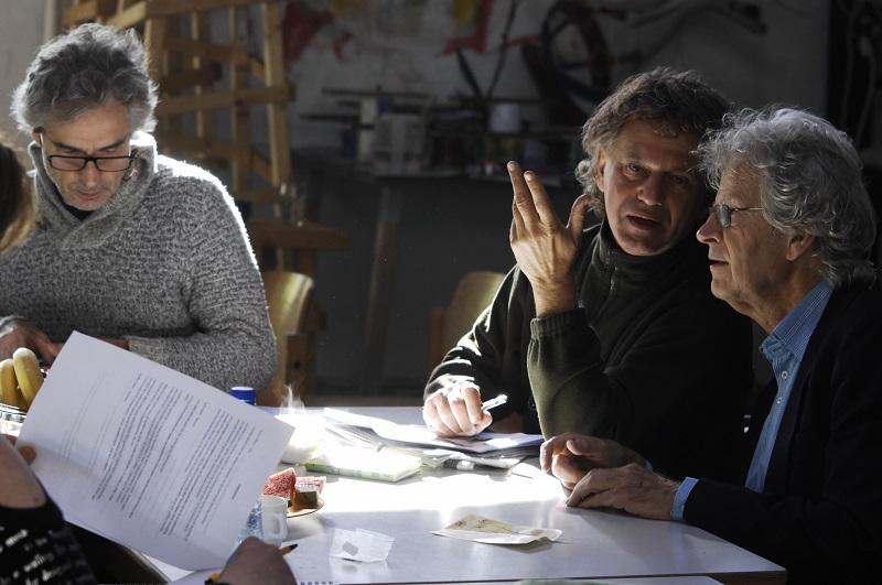 Joep Oomen (kuvassa vasemmalla) väistyy ENCODin puheenjohtajan tehtävistä, mutta jatkaa yhdistyksen hallituksessa